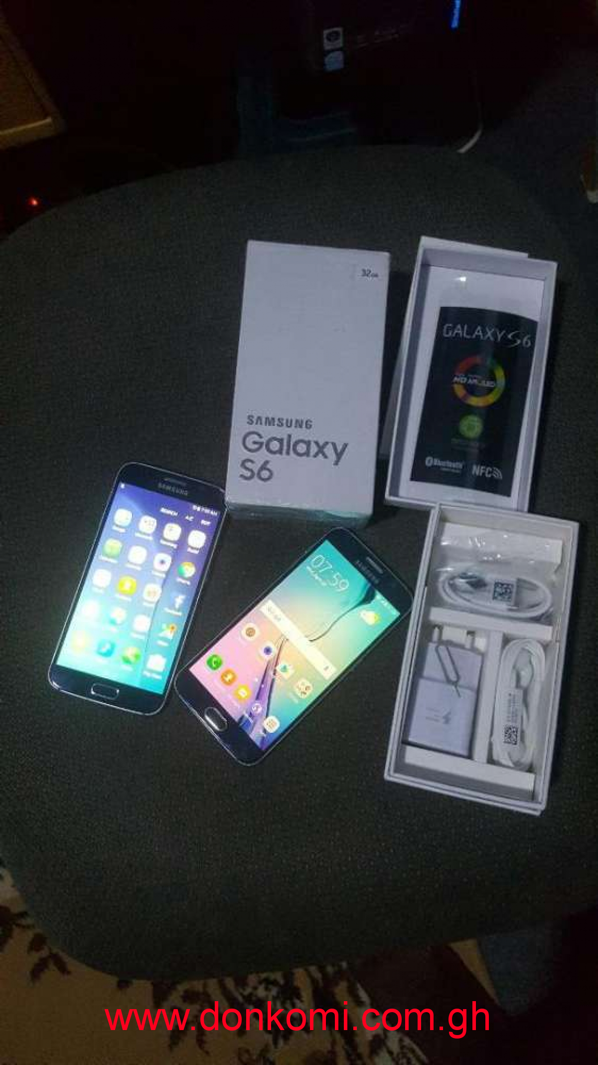 32gb Original Galaxy S6 in Box