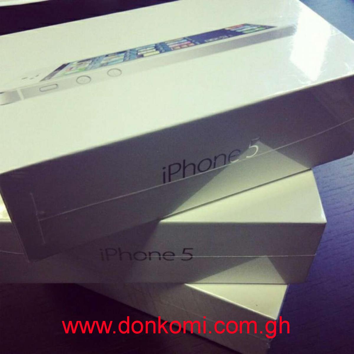 Original Apple iPhone 5