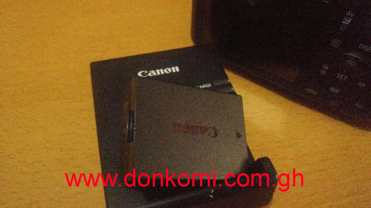 UK USED Canon T6i