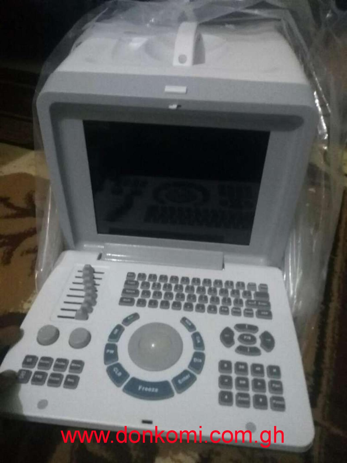 New Digital portable Ultrasound scan