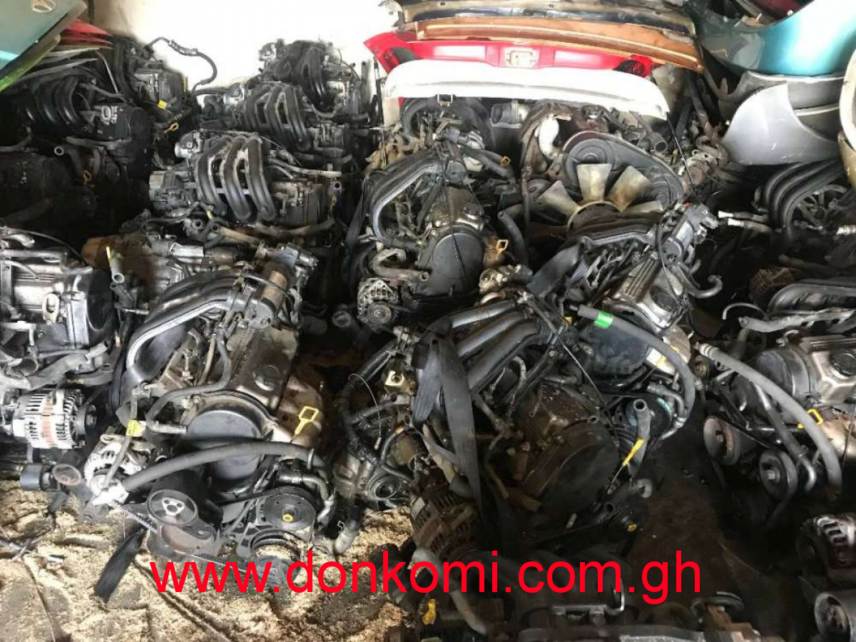 Daewoo Spare Parts
