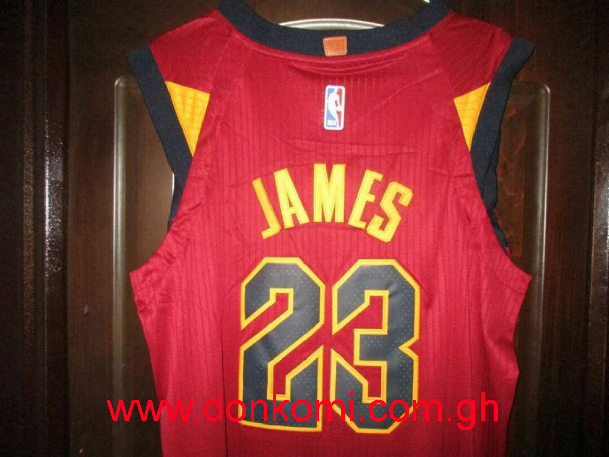 LeBron Basketball Jersey(Red)
