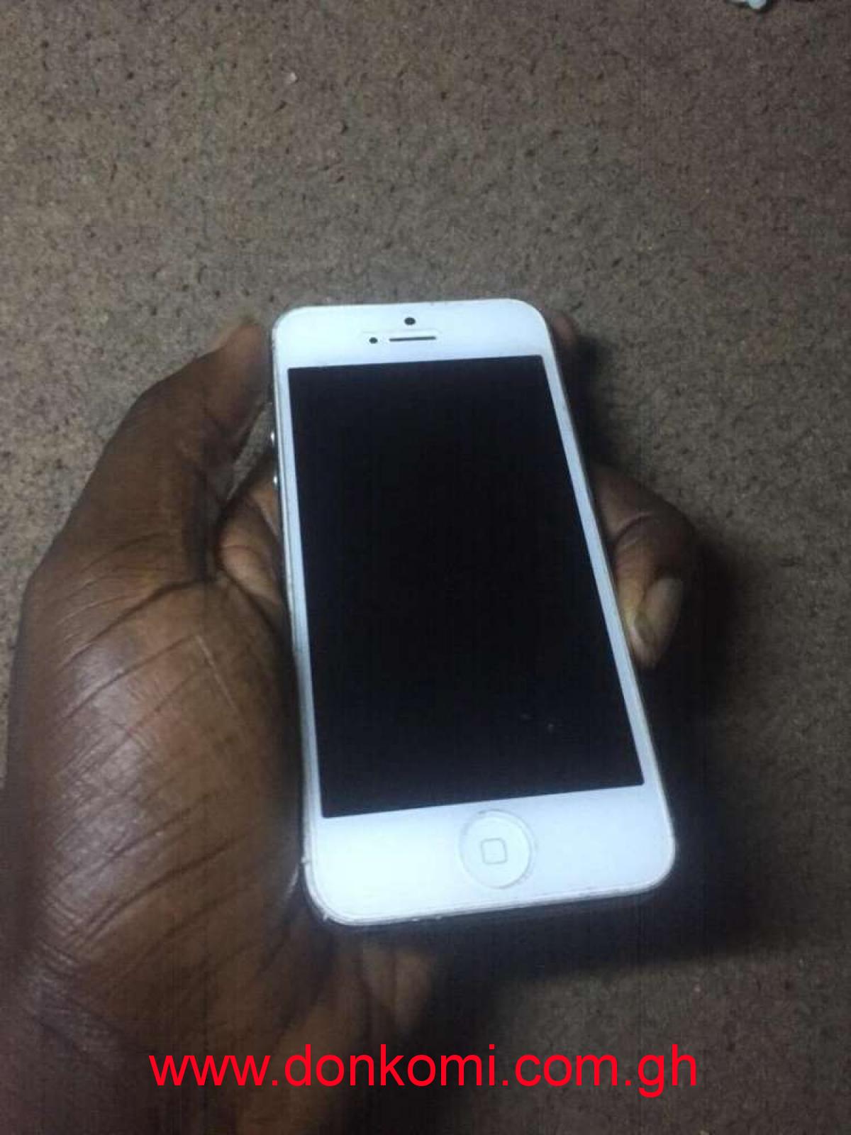 Apple iPhone 5 Icloud lock