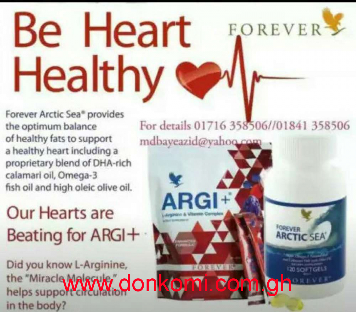 For Heart Problems Natural Organic Products