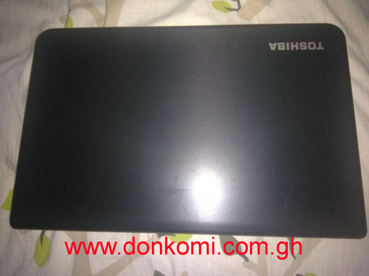 New 6th gen Toshiba A6 i3 ATI gaming laptop for ghc1350