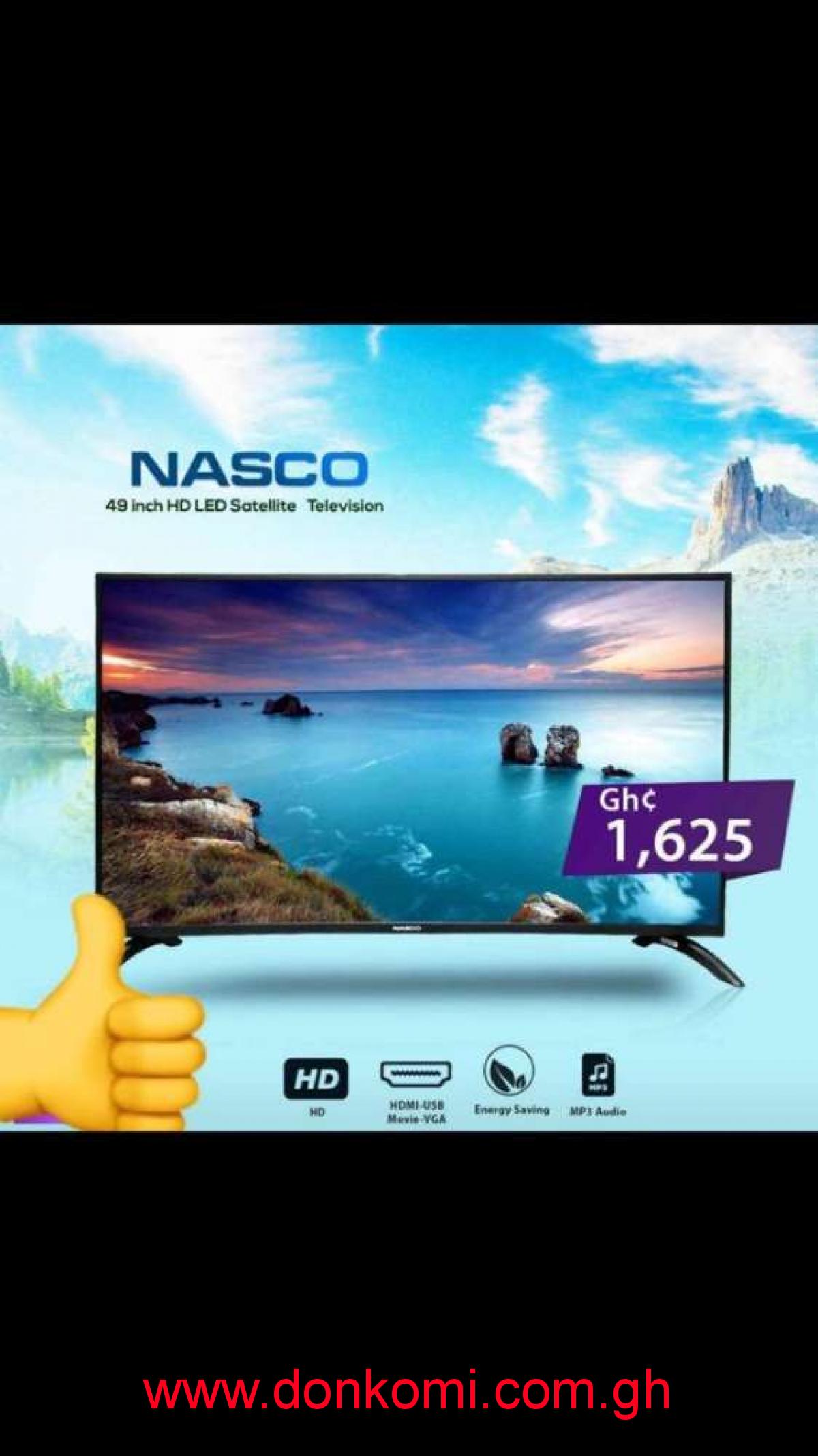 NASCO 49 TV
