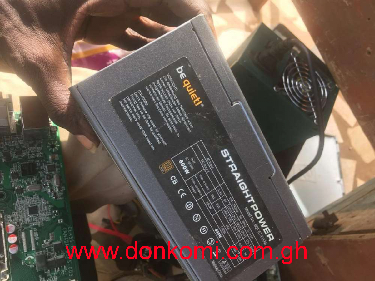 Power supply 600watt