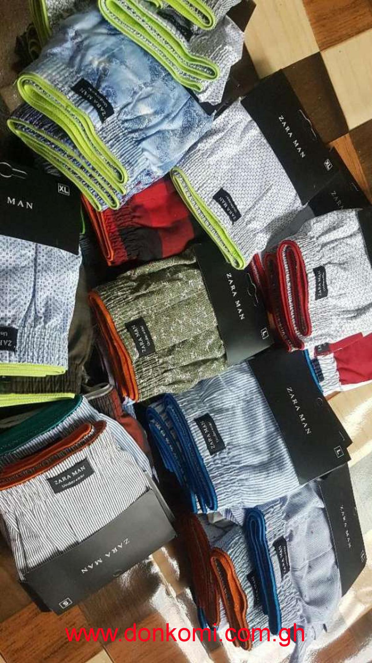 Zara Man Underwear