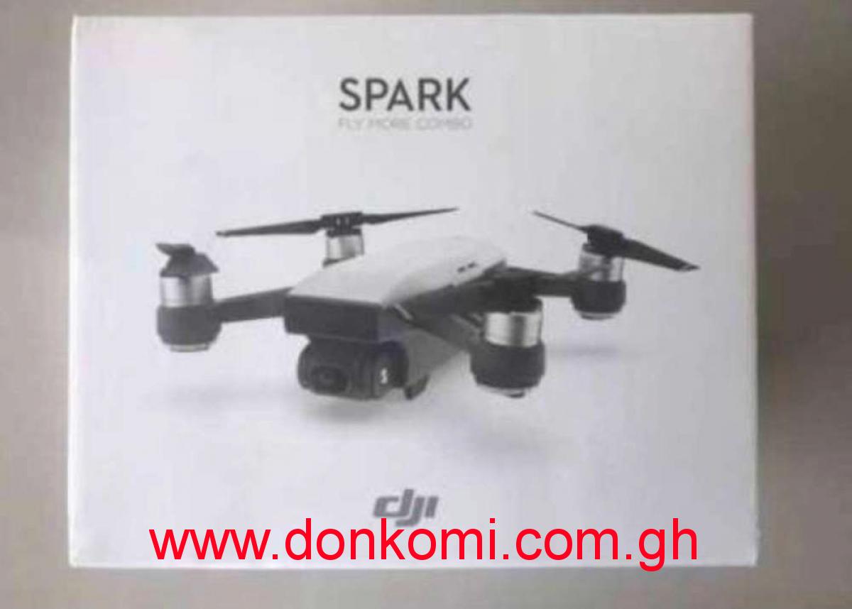 DJI drone (negotiable)