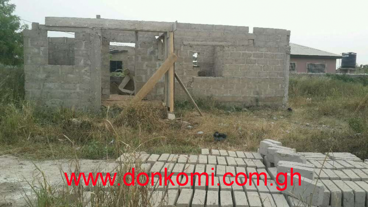 Hotcake uncompleted Building for Sale