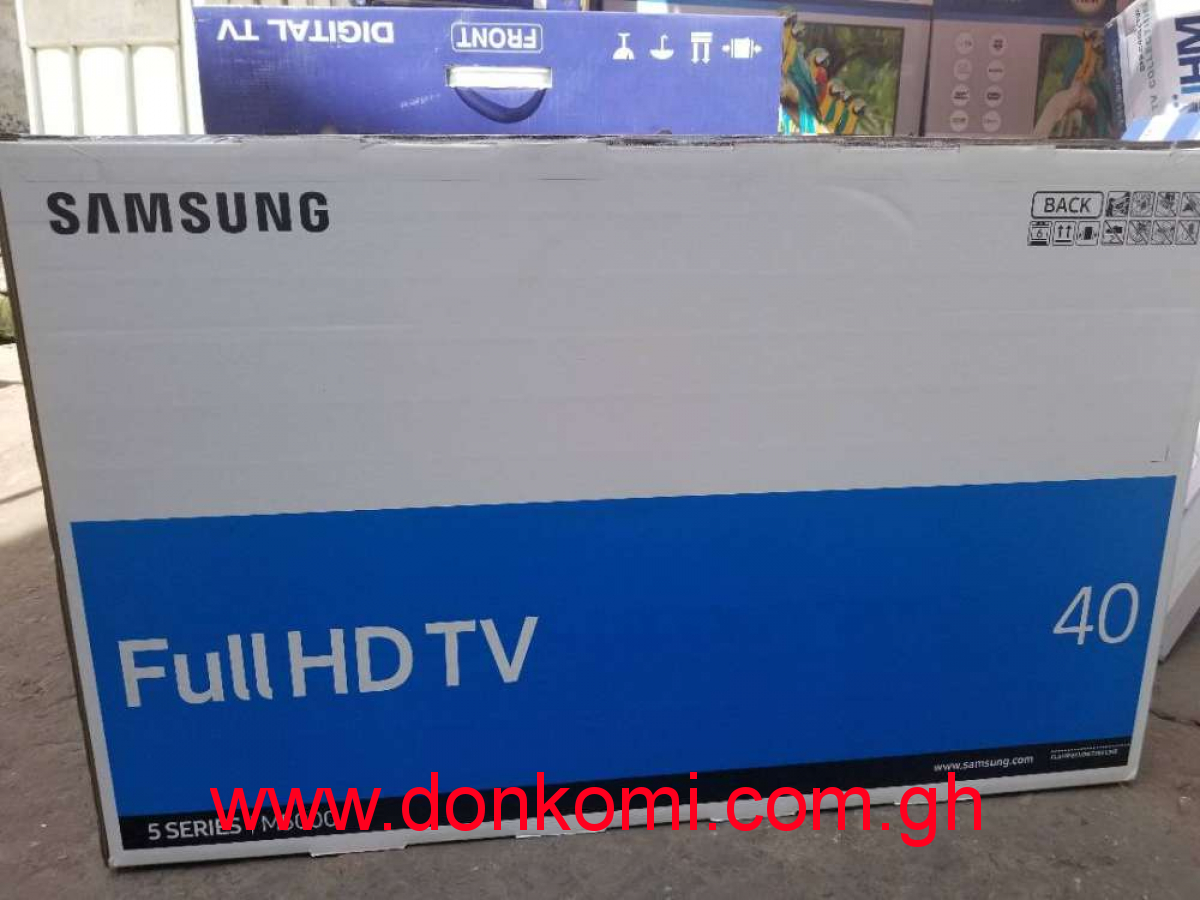 samsung 40 inches full digital tv fresh inbox with free wallmount