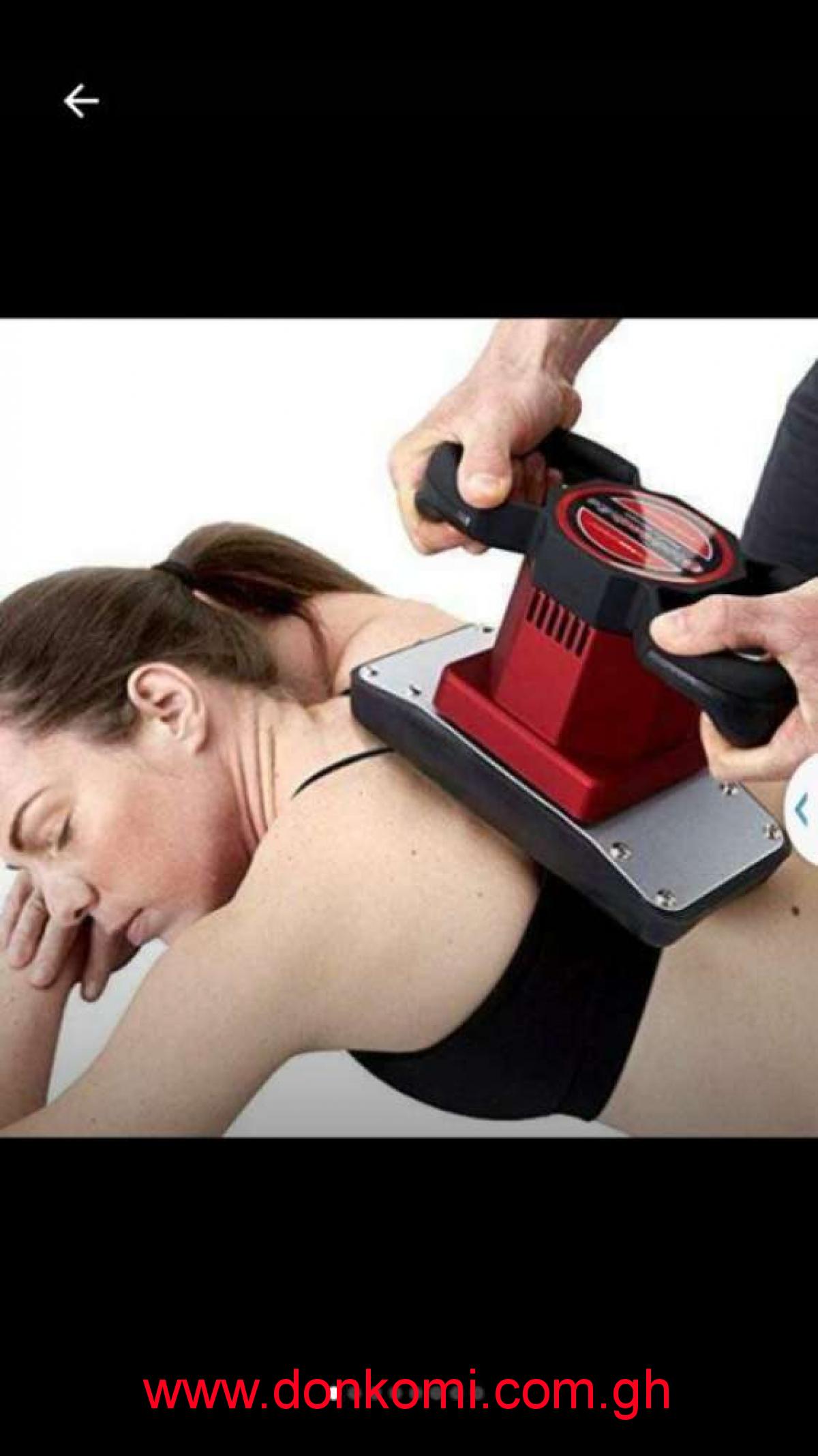 Horse power massager