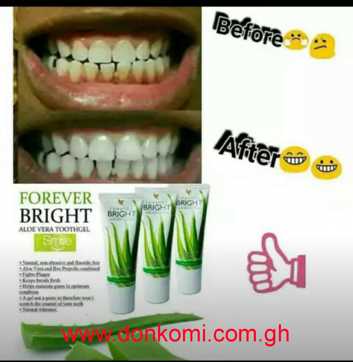 Natural Tooth Whitener