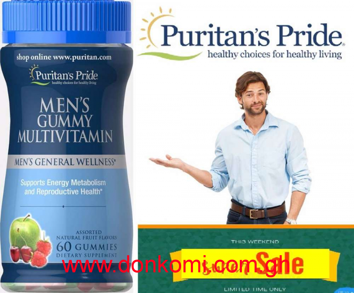 Men's multivitamin Gummies