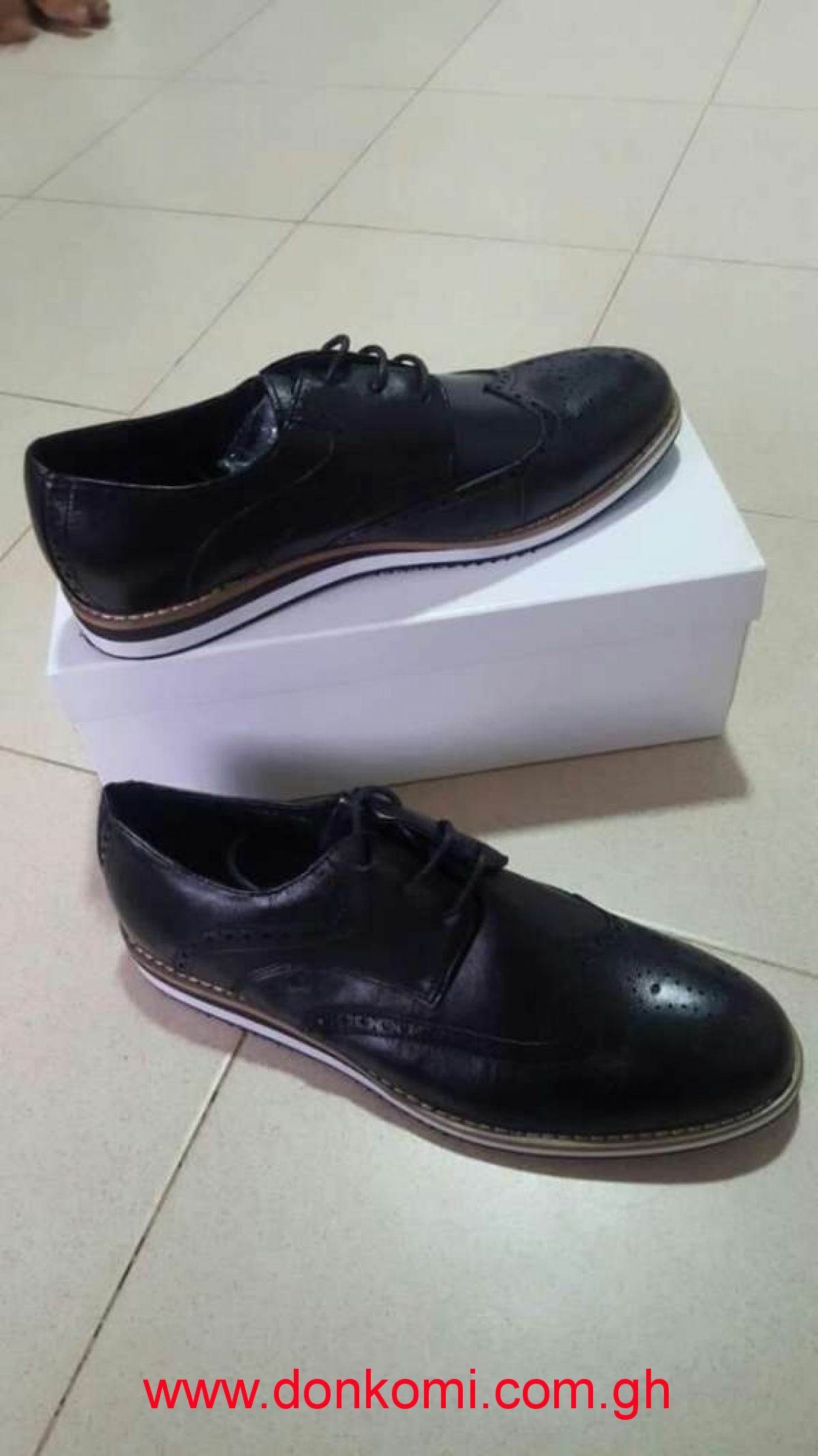Italian shoe
