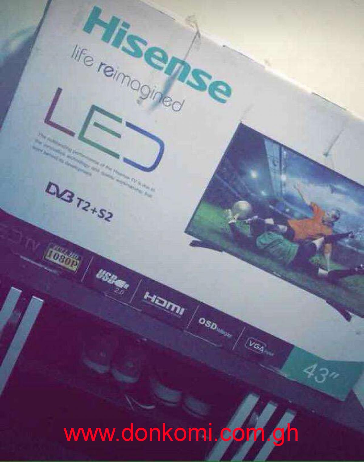 Hisense TV (43 inches)