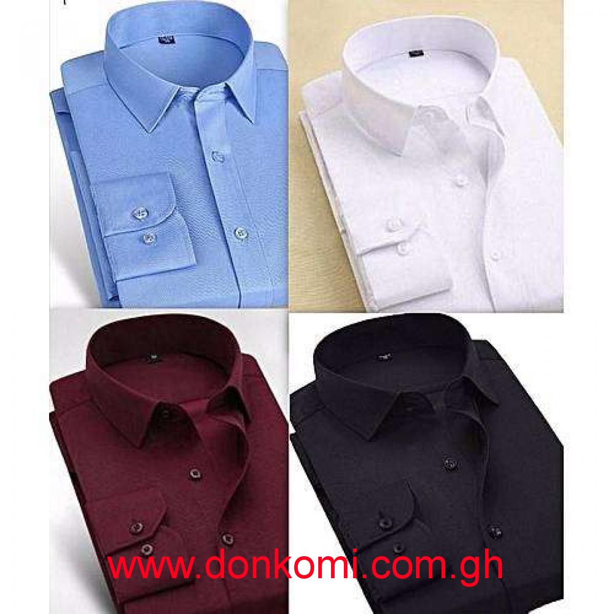 Set-of-four Long sleeve shirts