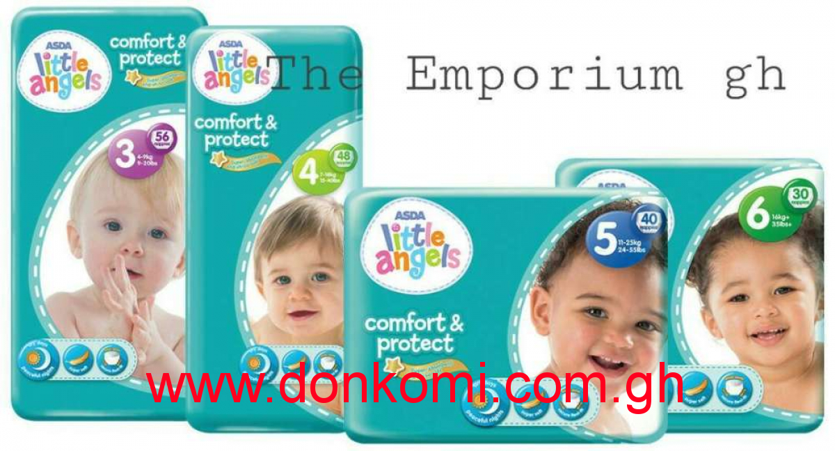 Little Angels Baby Diapers