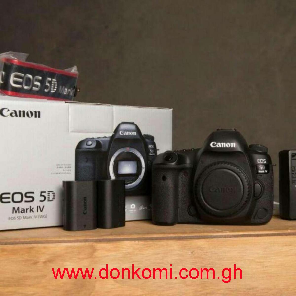 I want canon camera 5D mark II