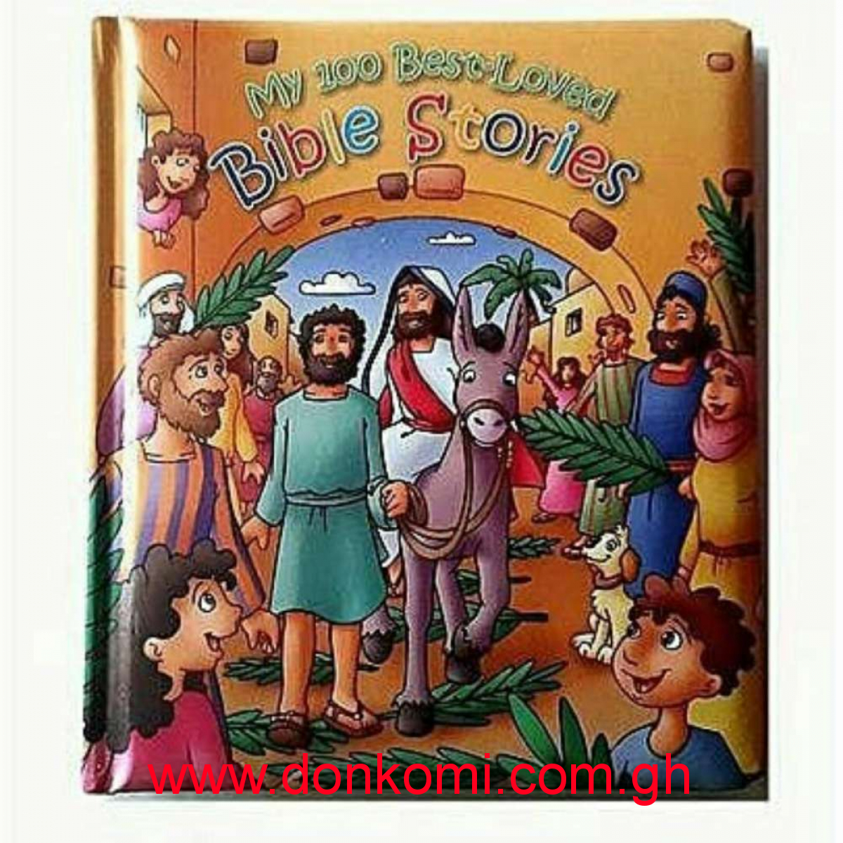 Kids bible in pictures