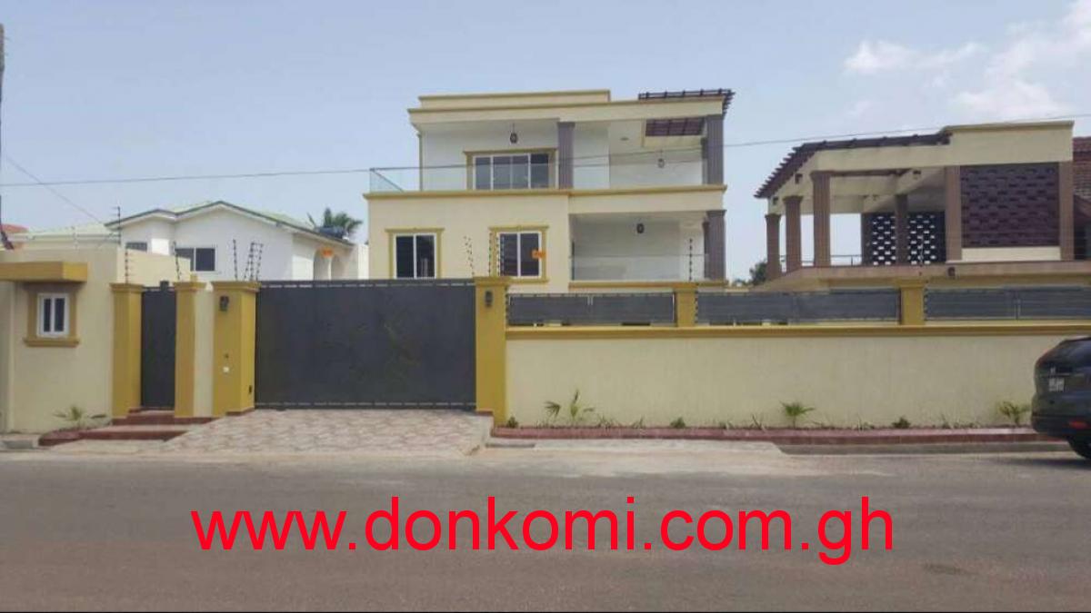 6 Bedrooms Exec. Mansion for sale in East Legon