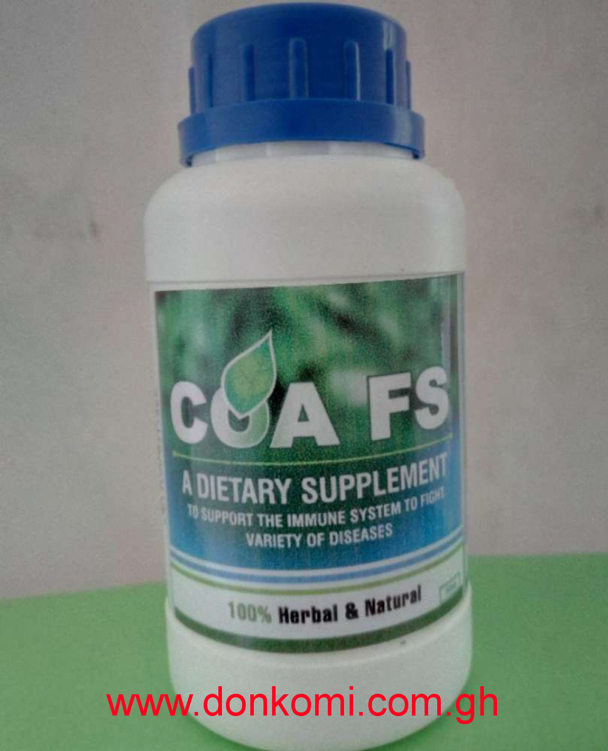 COA FS - YOUR NUMBER 1 IMMUNE BOOSTER