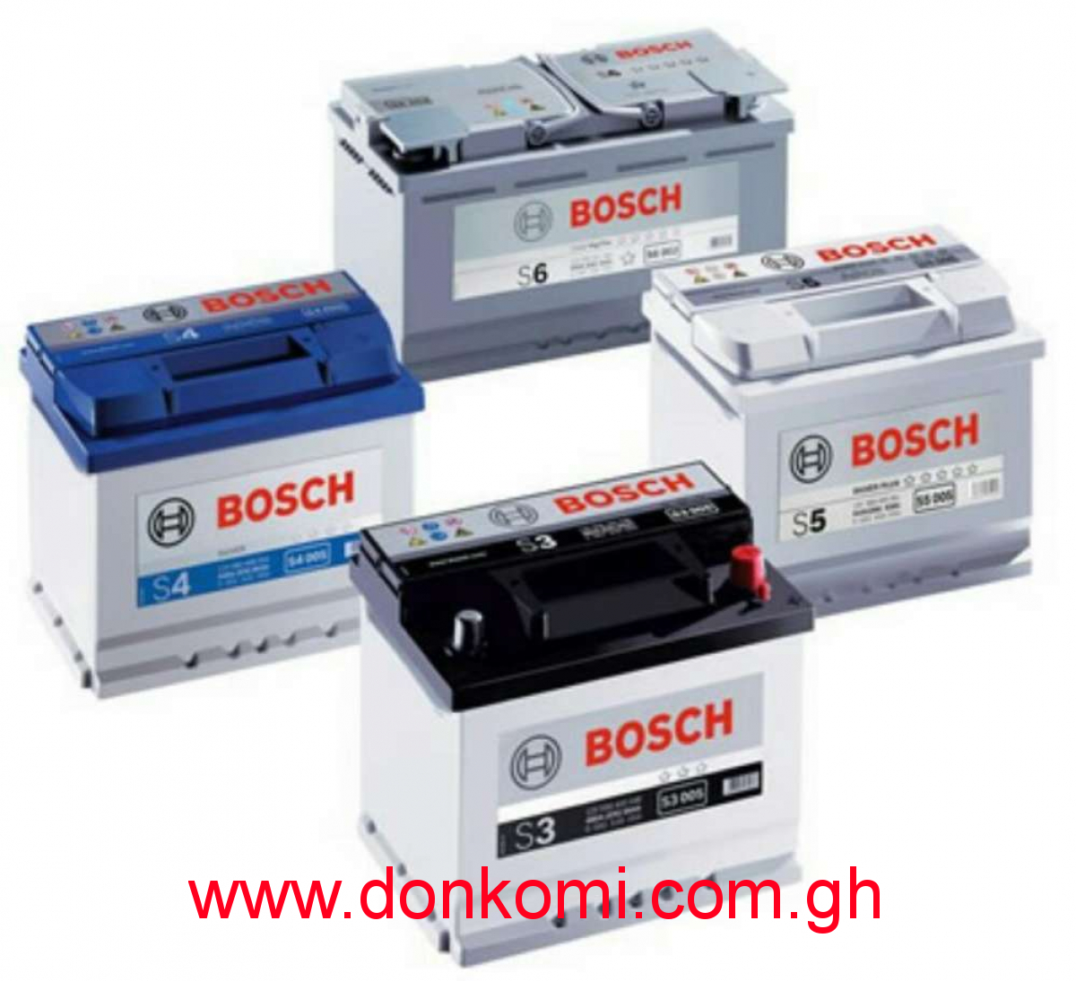13 plates S3 Bosch battery. + Free delivery