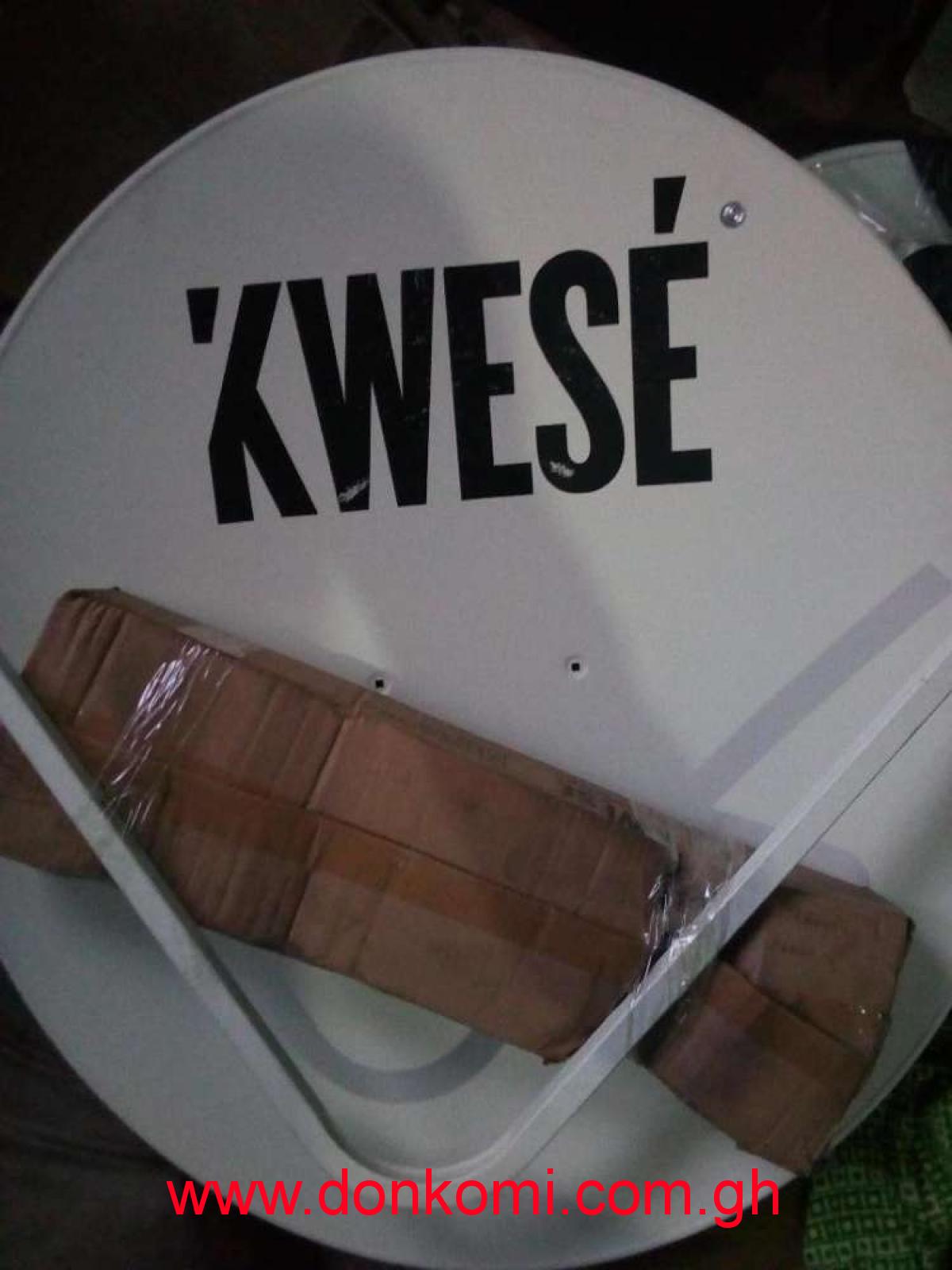 kwese TV full set
