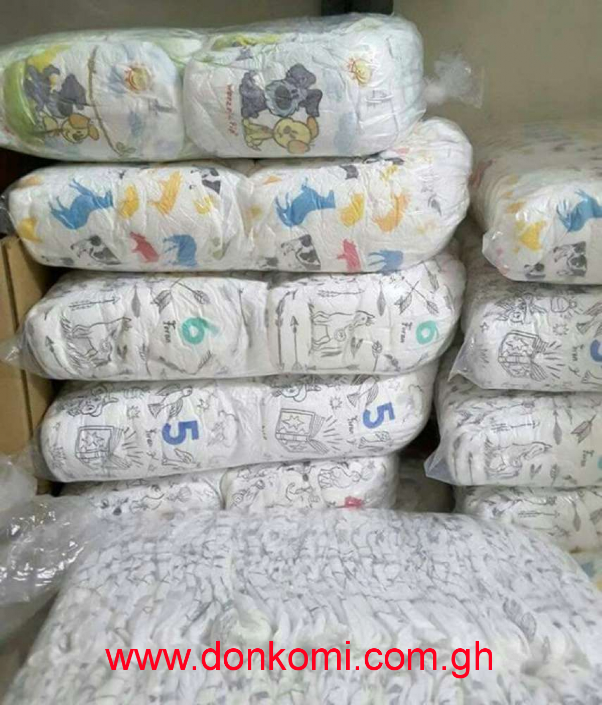 Baby Diapers