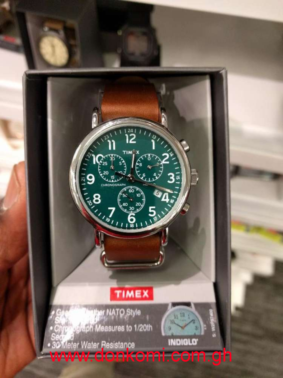 Original Timex Watches from USA