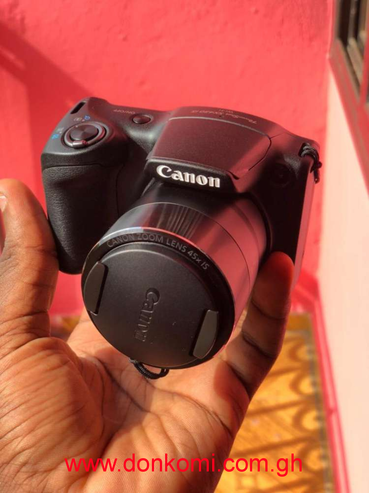 Canon SX 430 IS