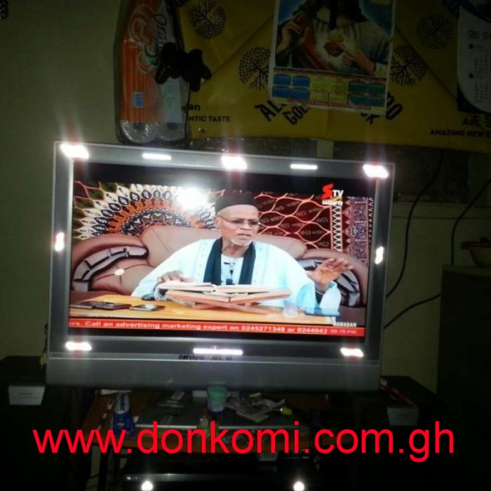 Led television toshiba 32 inches