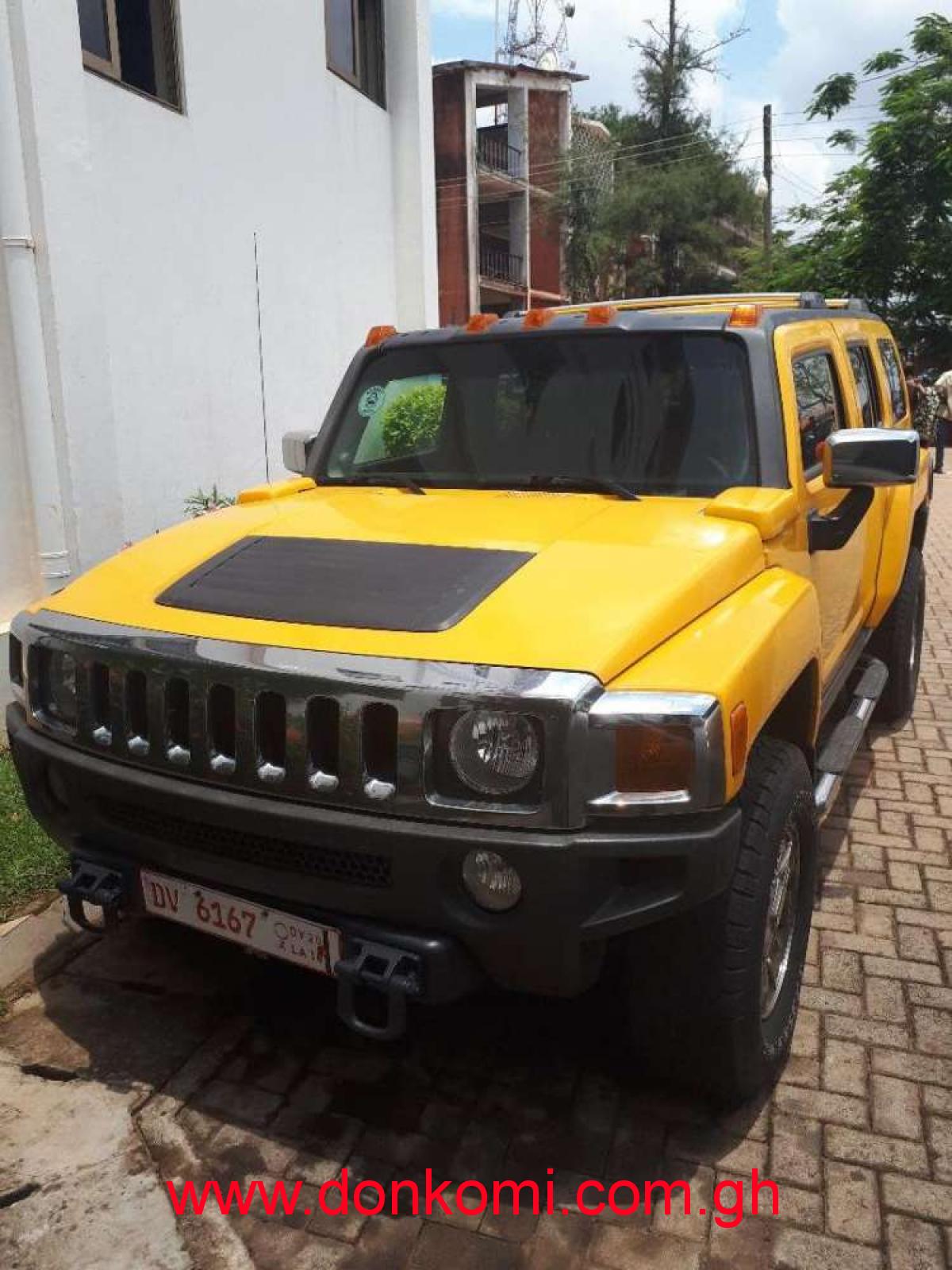 Hummer 3