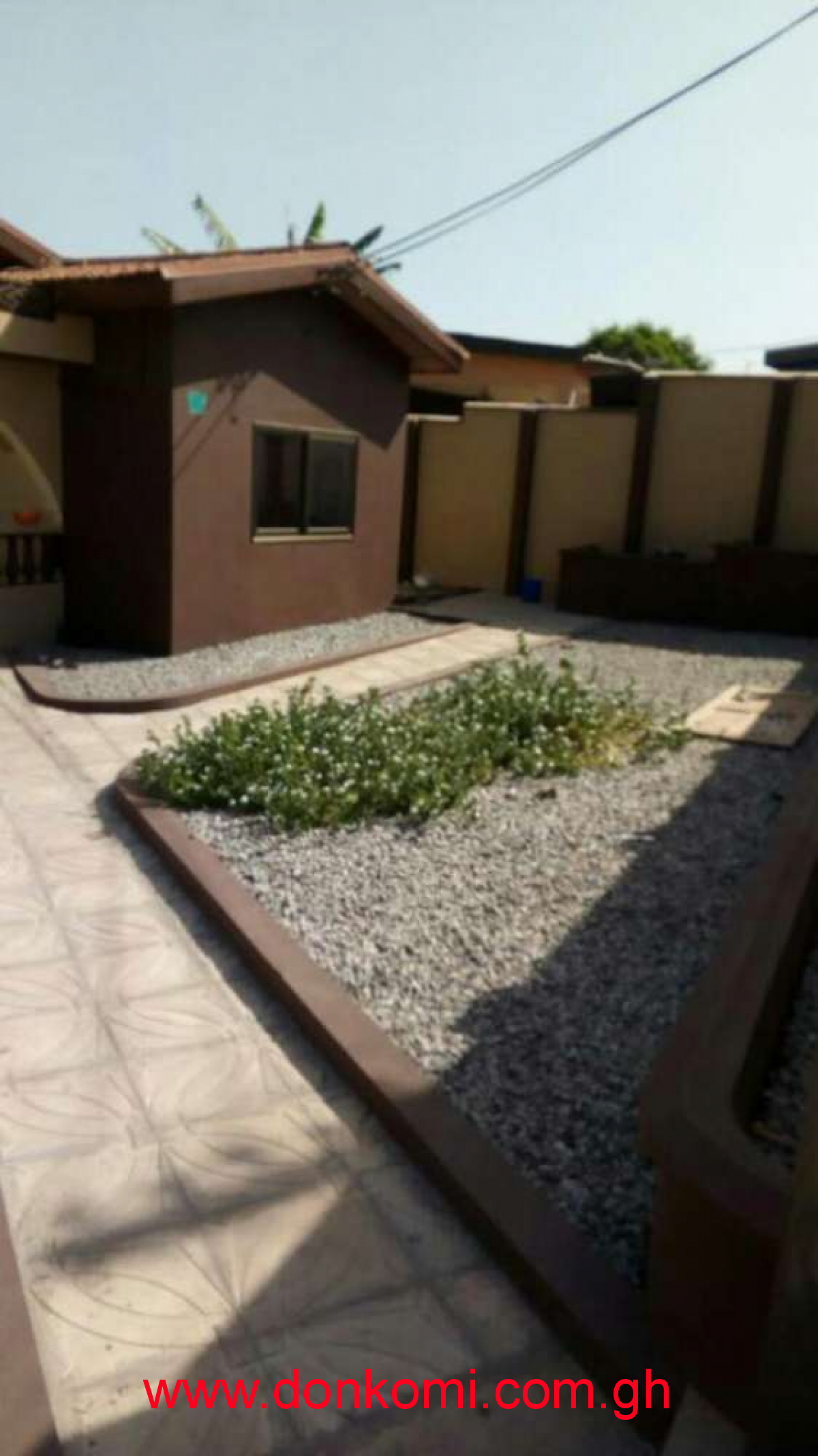 Newly built 5bedrooms s/c compound for 1yr