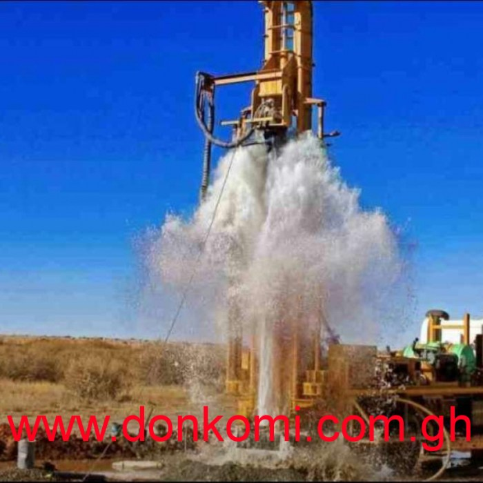 Professional Borehole Drillers