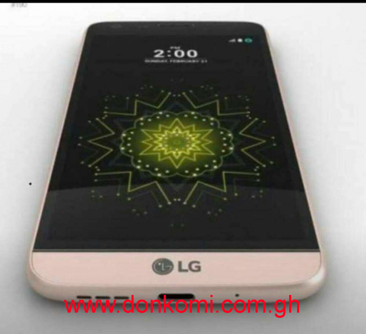 LG G5 32gig original brand new flesh inbox for cool