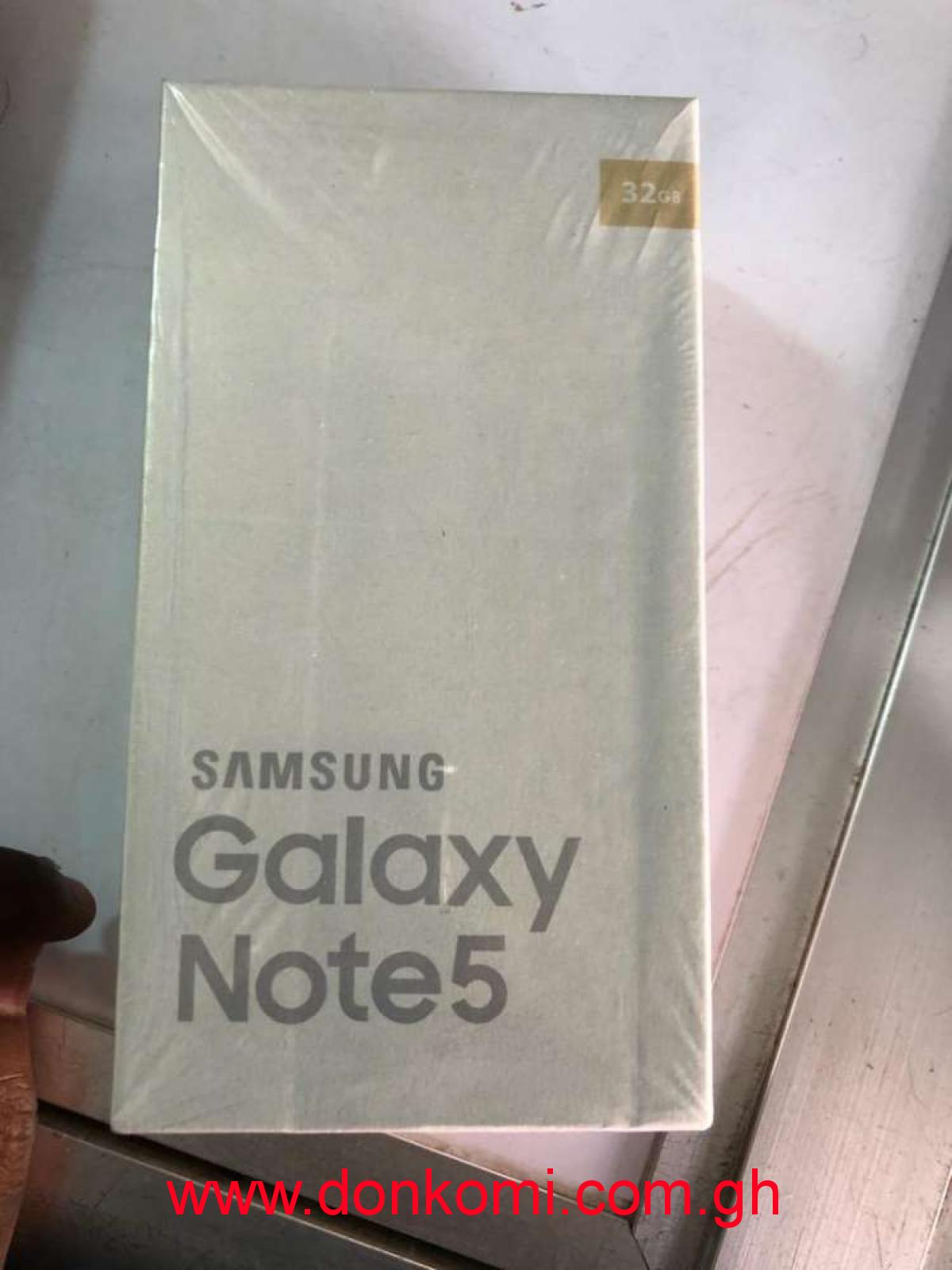 Samsung Galaxy Note5 in box (Uk)