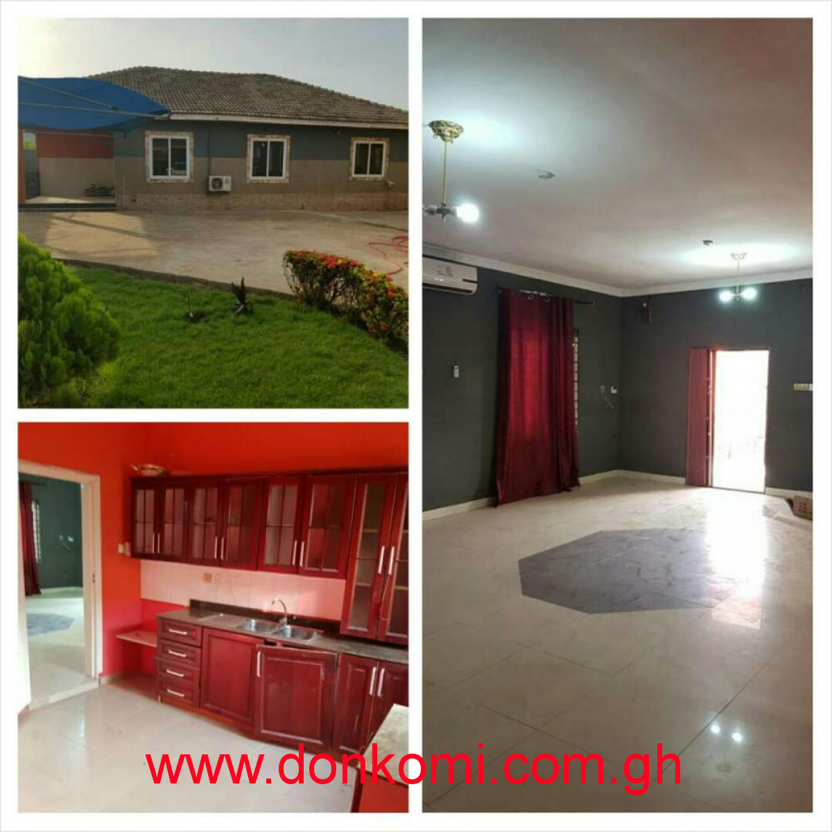 3 Bedrooms apartment for Rent at west Trassaco