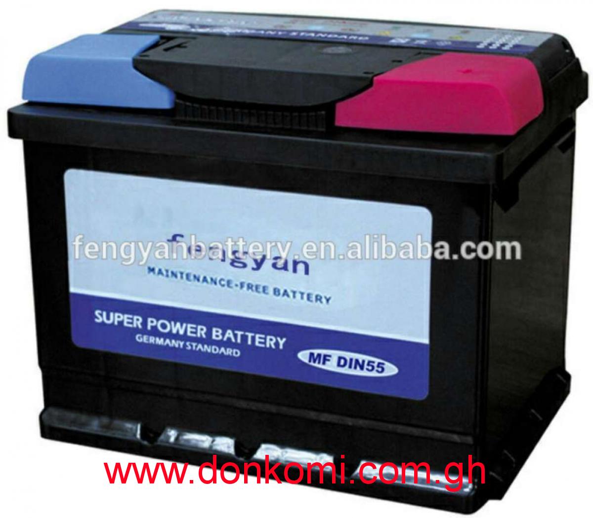 Largestar car battery