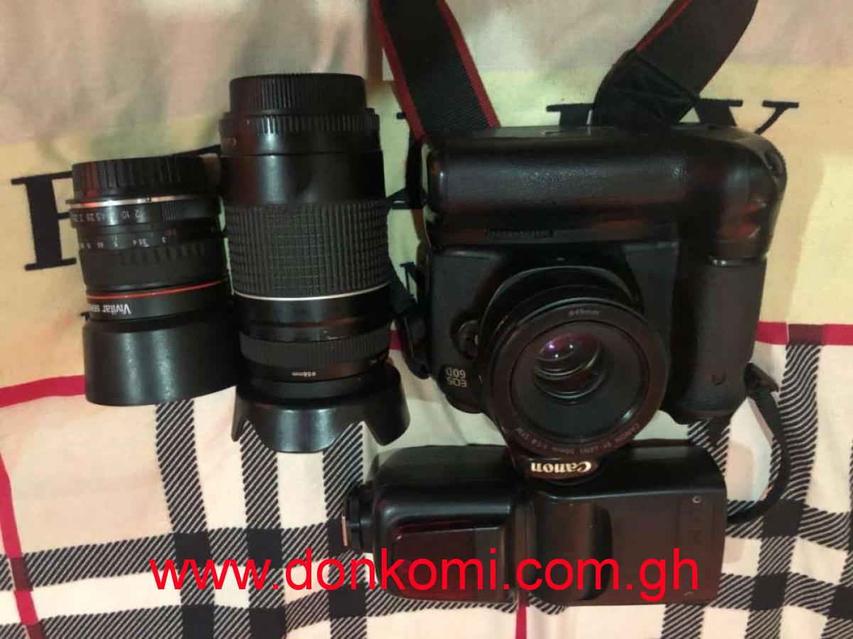 Camera 60D