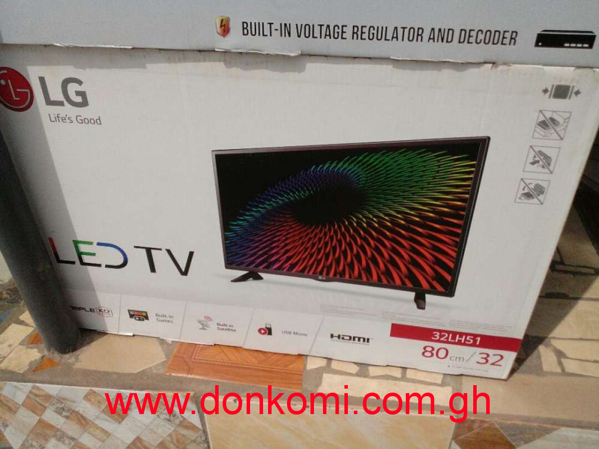 "Brand LG 32"" Satellite full HD Digital TV"