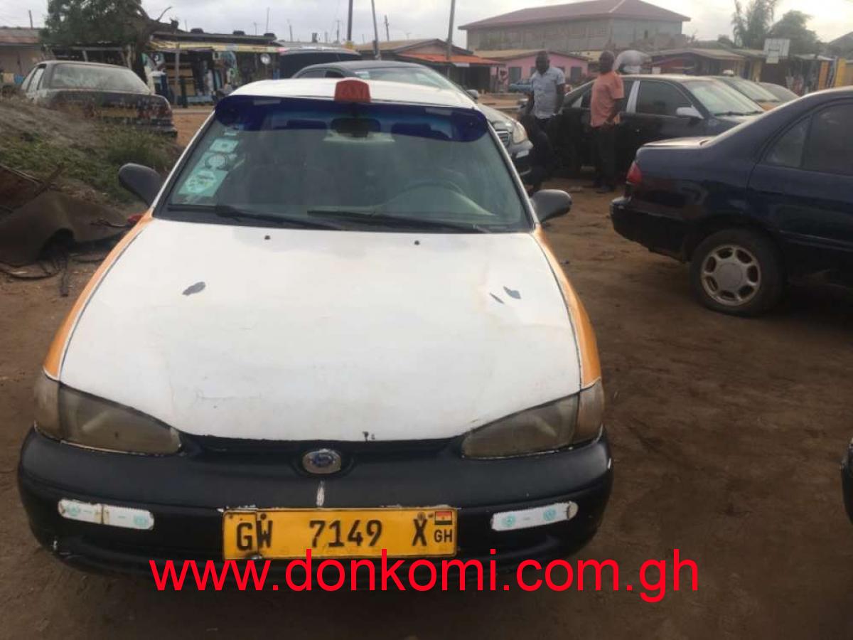 Geo Prizm Toyota Kwame Type