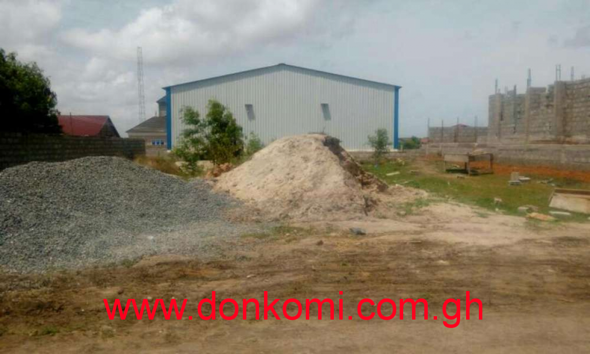 FOR SALE: 1 Plot of Land for sale in Community 19 - Spintex