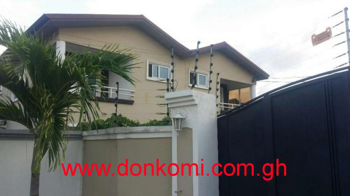 Executive furnished 2 bedroom huse for rent @ East legon ambassadorial