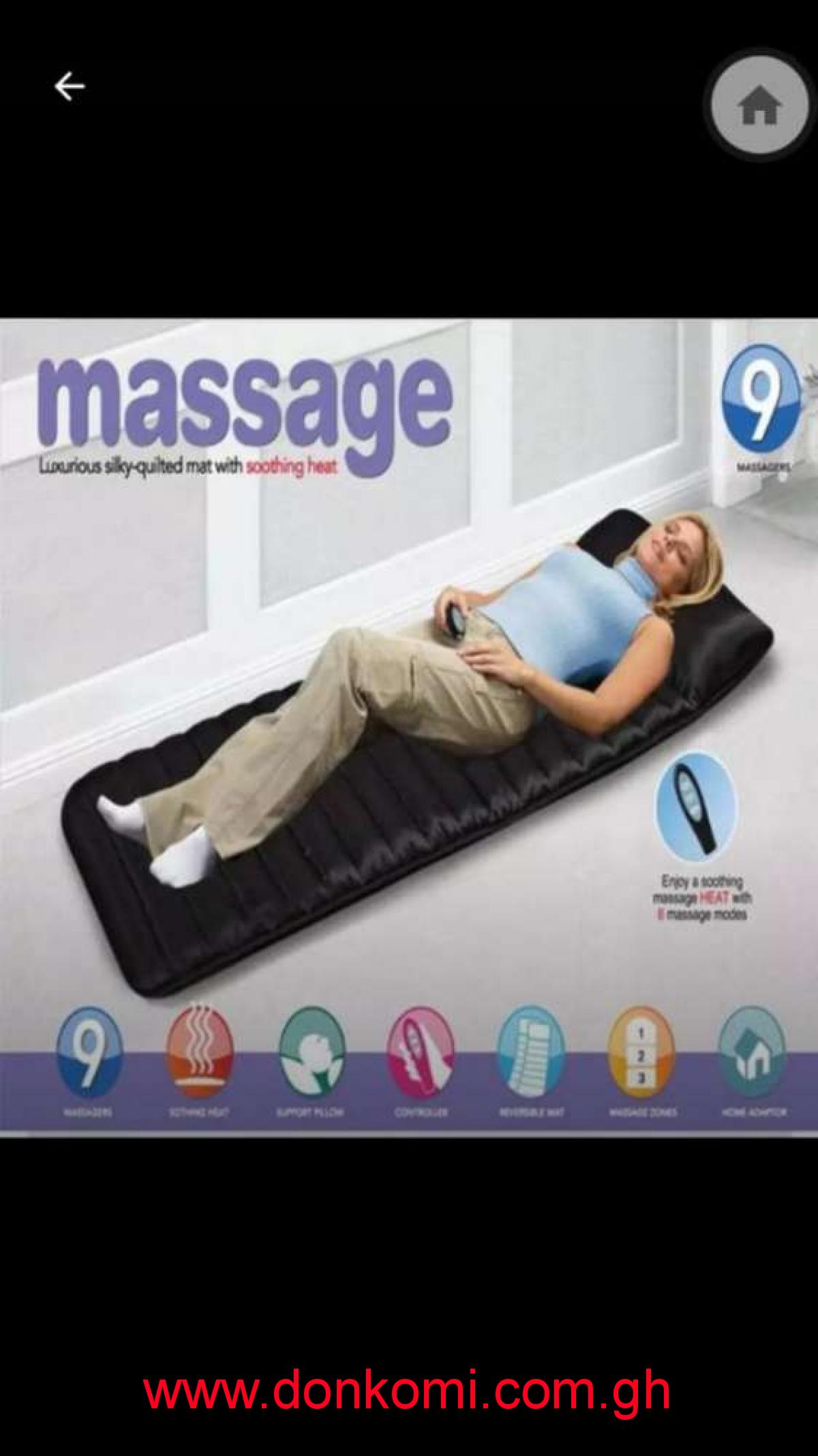 bed massager