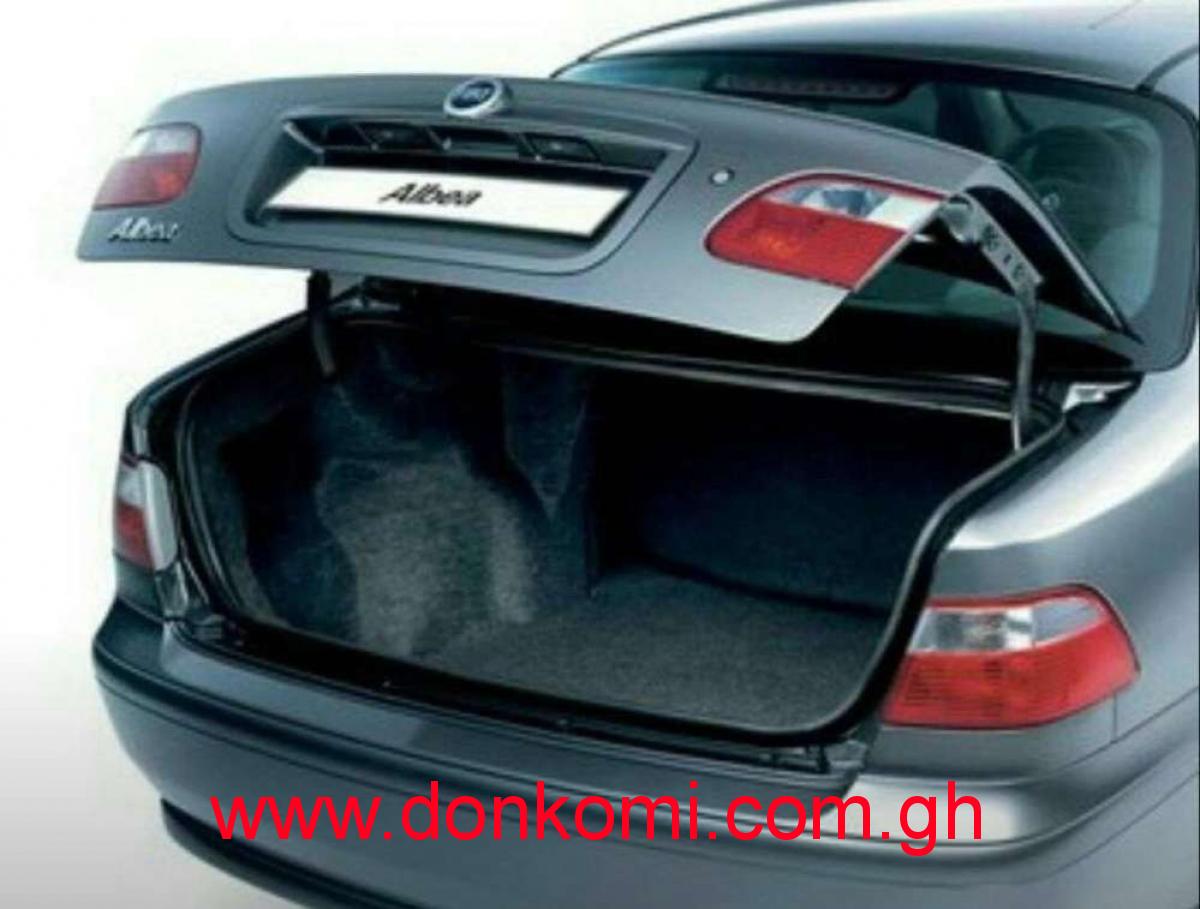 Fiat Boot / trunk lid
