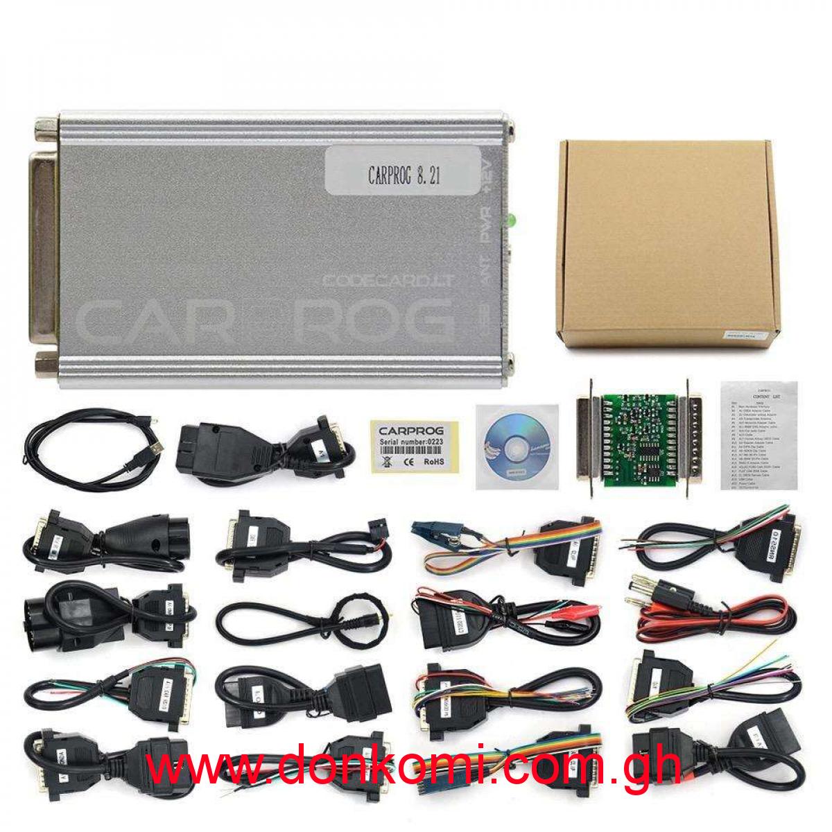 Carprog Full decoder for Airbag/Radio/Immobilizer/ECU programming