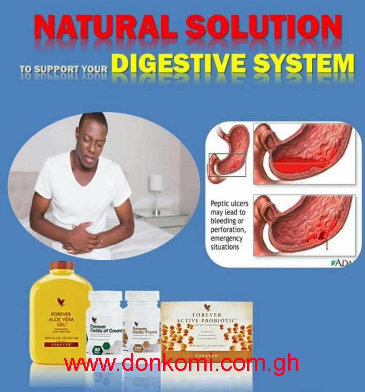 Health Problems Natural Products