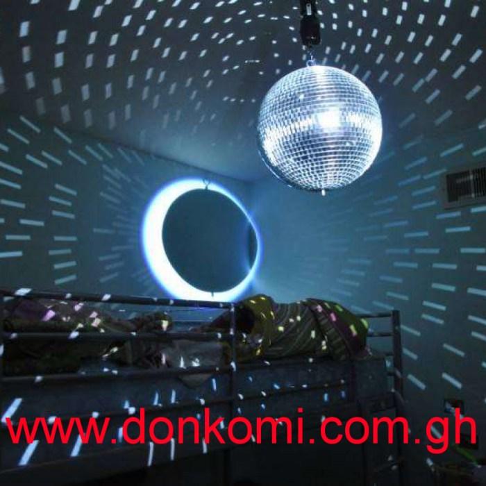 crystal glass Reflect ball