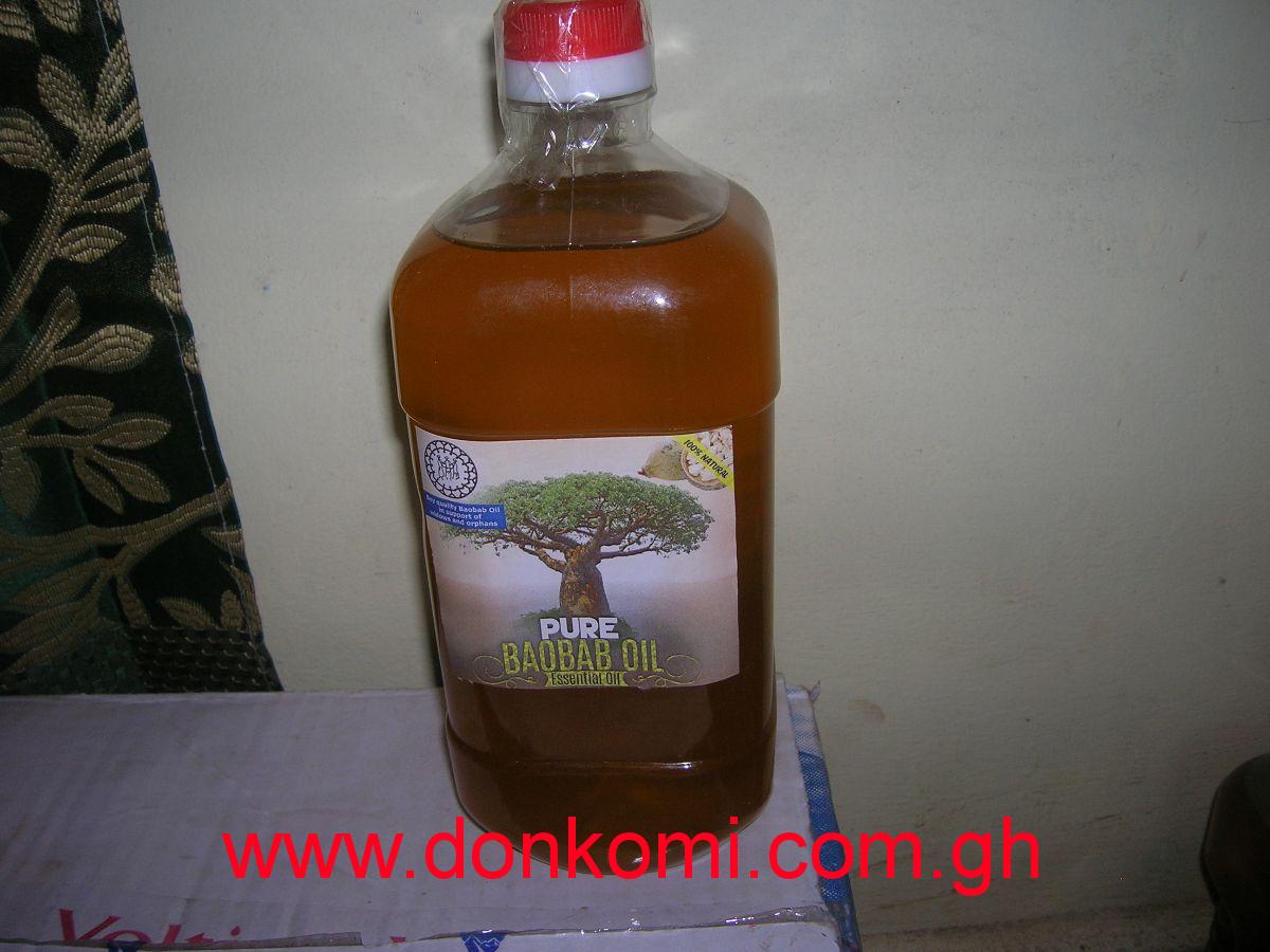 Organic Pure Baobab Oil